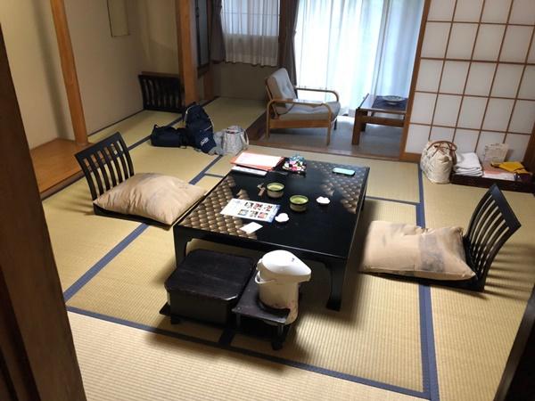 あづま荘客室1