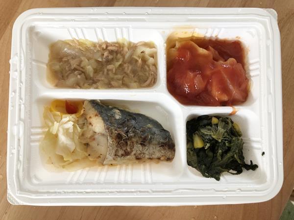 サワラの味噌マヨ焼き